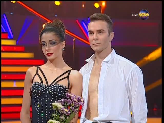 Dancing Stars - Антон и Дорина - пасо добле (08.04.2014 г.)