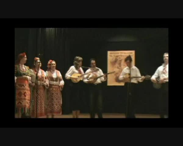 Заборил бех да се главим - вокална група Зорница