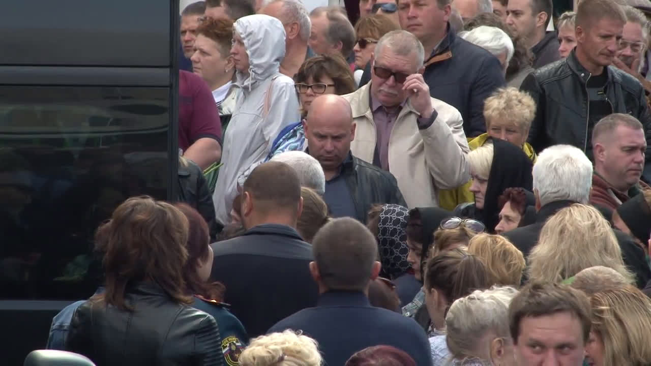 Russia: Farewell ceremony held for Rosatom scientists killed in engine blast