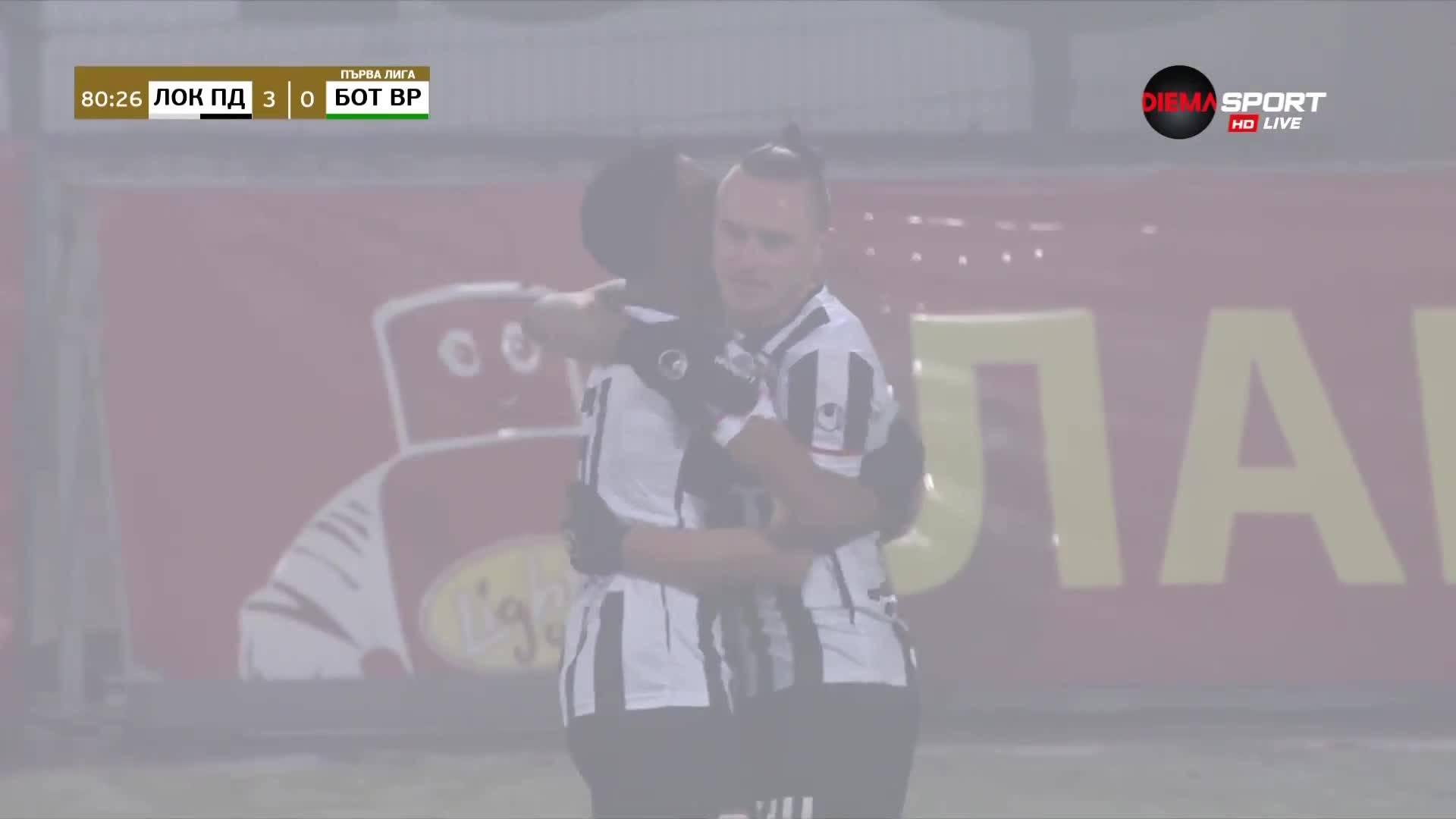 Посинкович с втори гол срещу Ботев Враца
