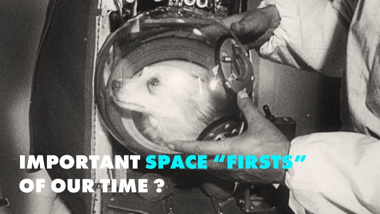 Did you know these Outer Space record-breakers?