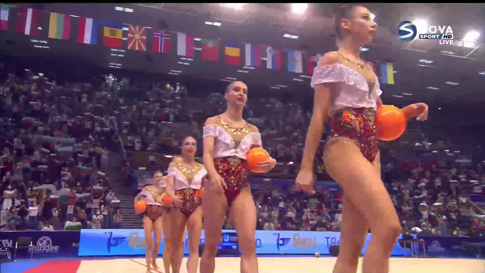 Златни! Ансамбълът срази Русия и грабна първа титла във Варна