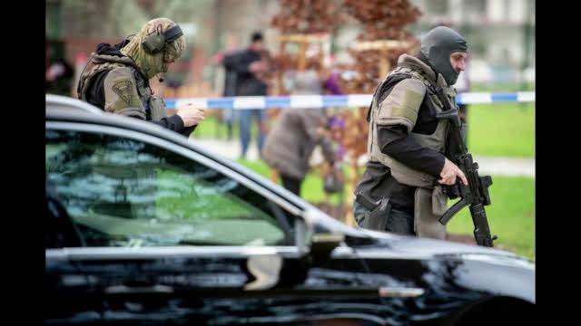 Резултат с изображение за нападението в чешката болница