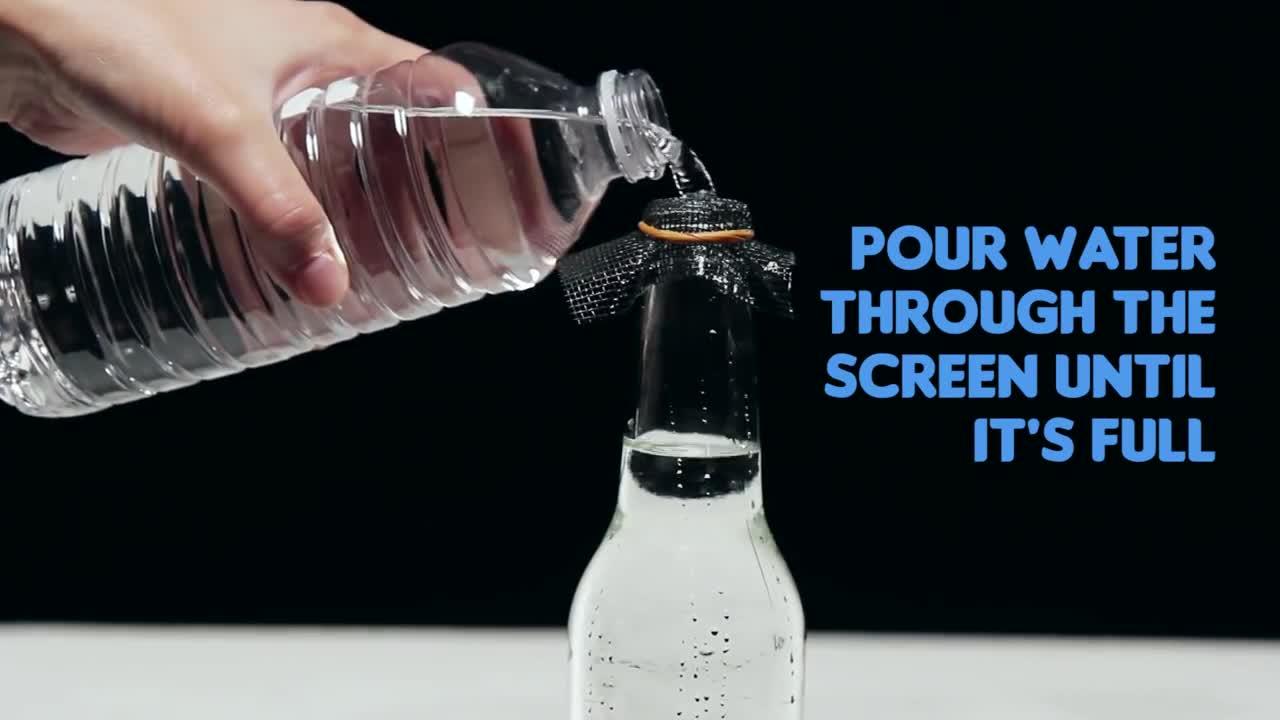 8 трика с вода, които ще ви оставят без думи!