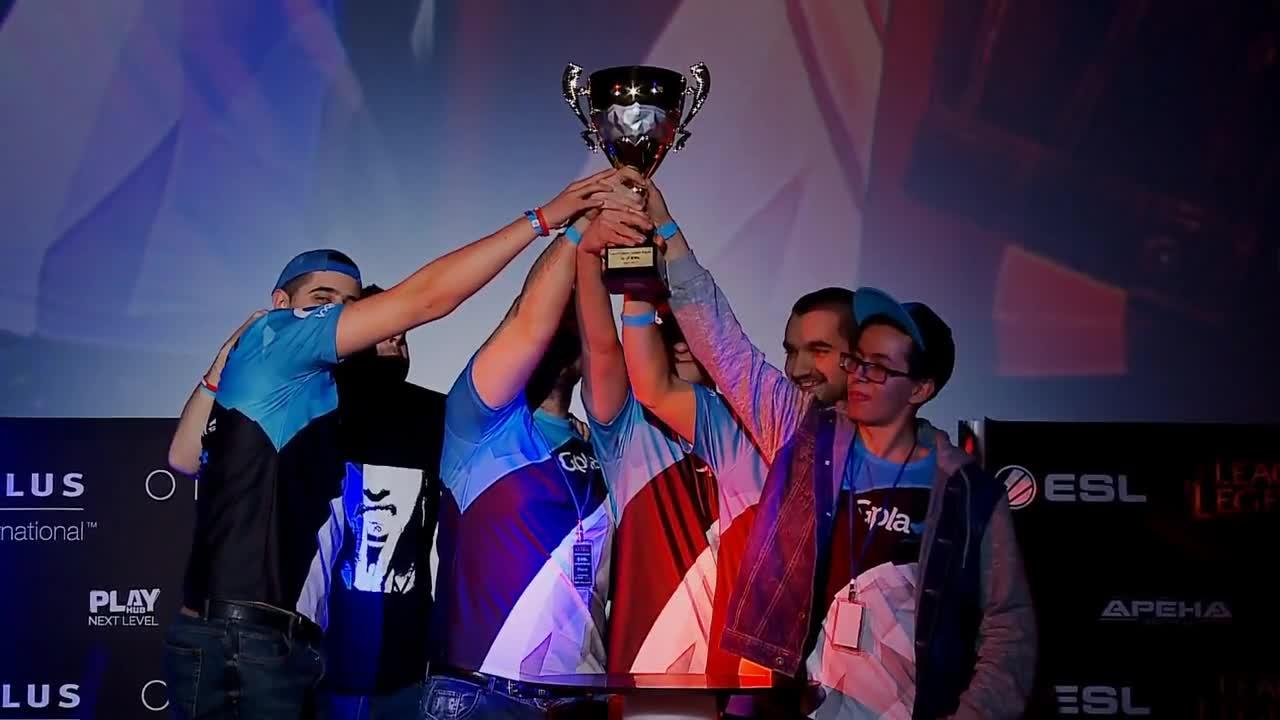 GplayBG са шампиони на League of Legends Champions Bulgaria!