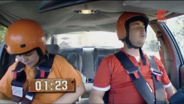Шоу - Последният оцелял автомобил E02 Бг Аудио