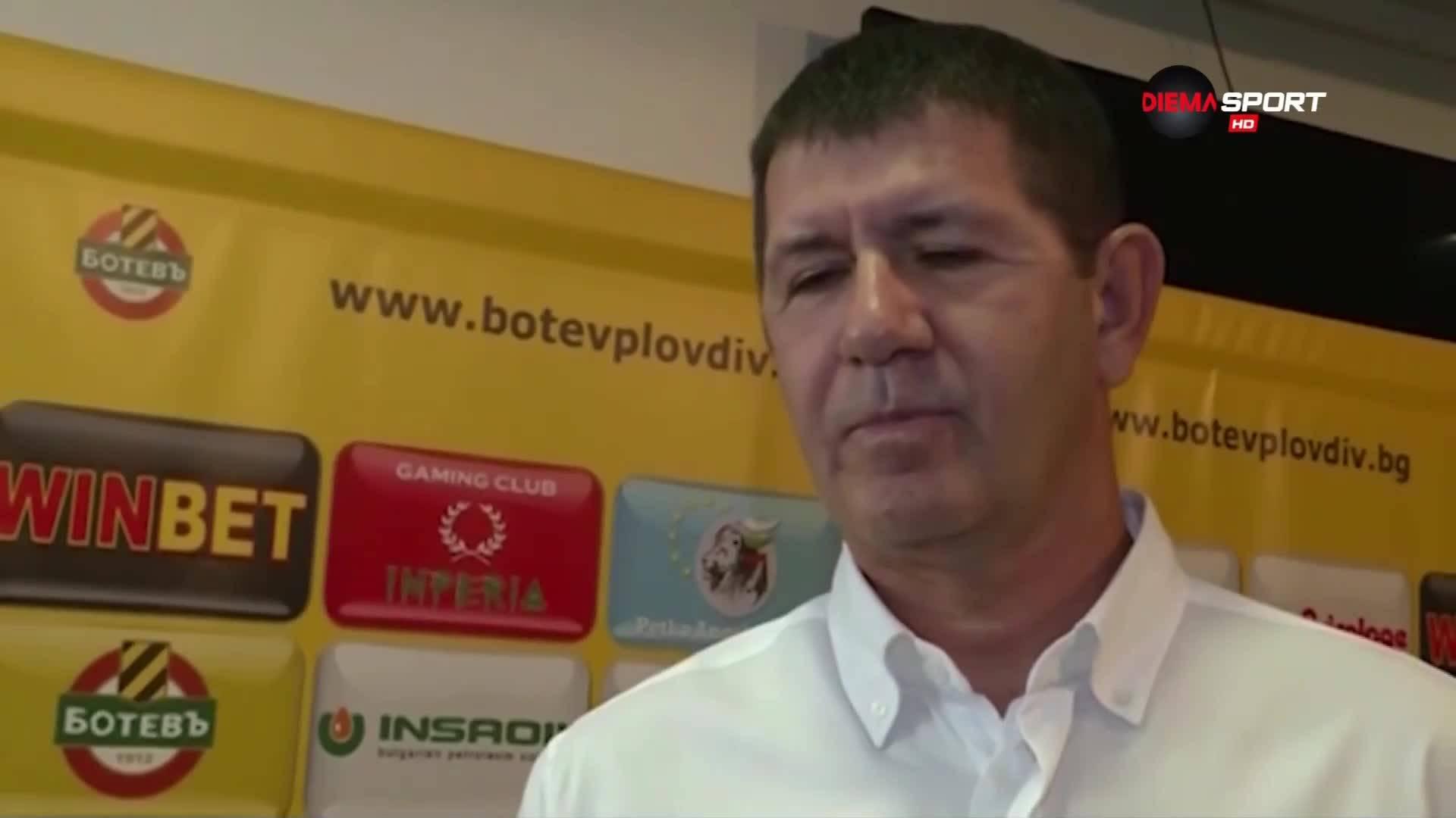 Георги Самуилов: Новият треньор ще е ясен до 10 юни