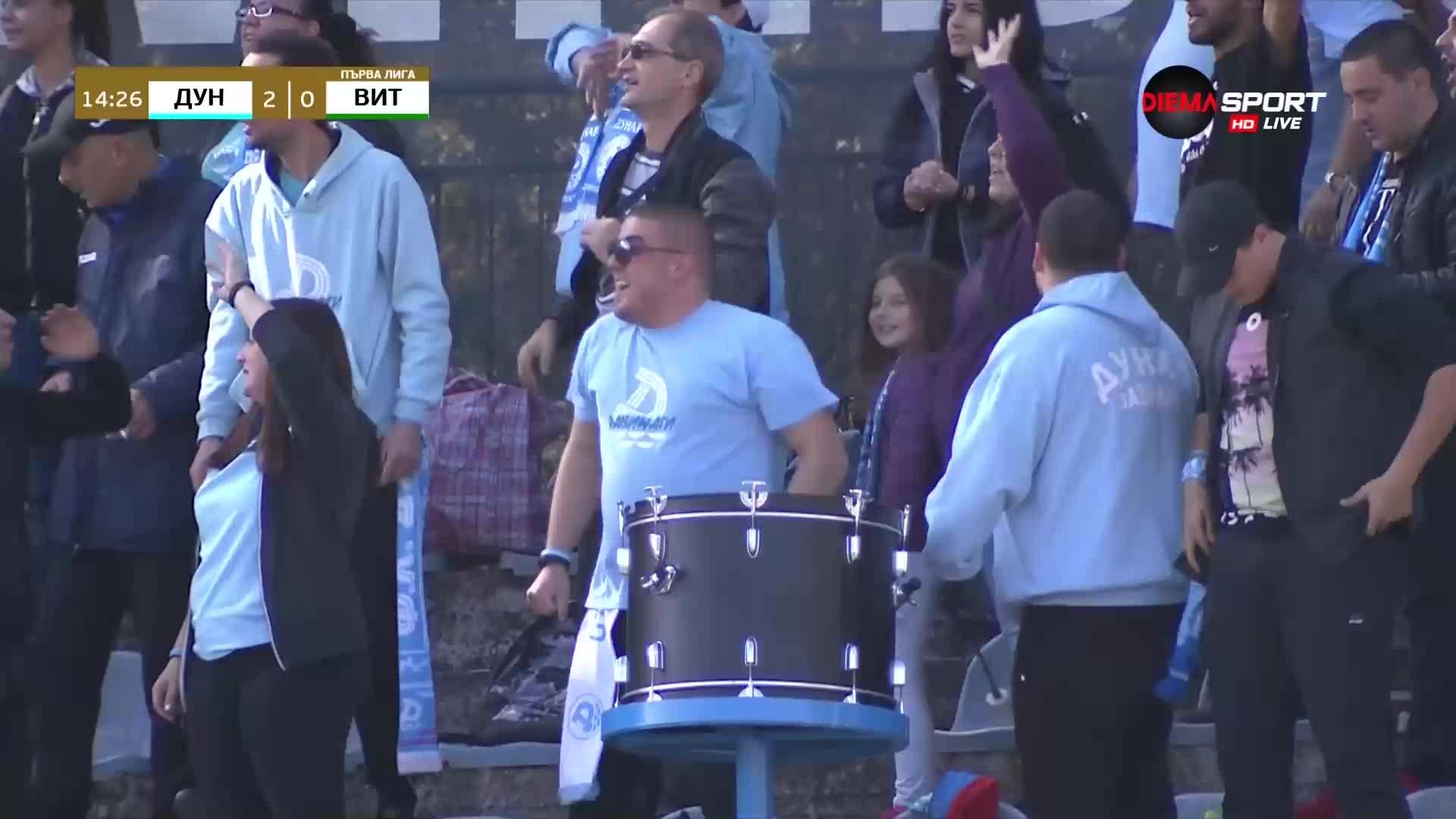 Дунав Русе поведе на Витоша с два гола рано-рано