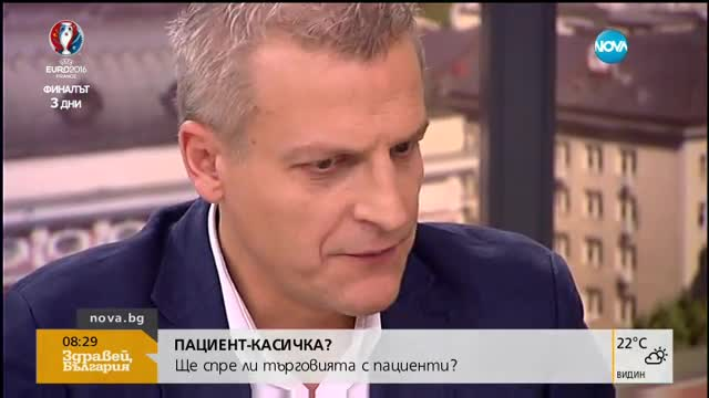 Москов: Спешна помощ не е такси