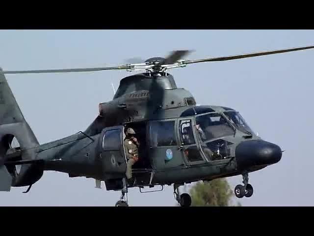 Хеликоптер за Българските Ввс - As 565mb Panther