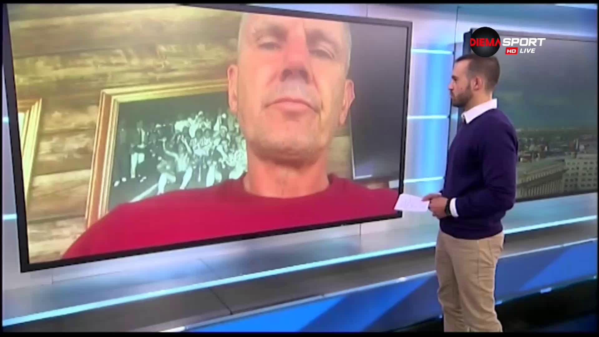 Петър Александров: ЦСКА може да елиминира Базел