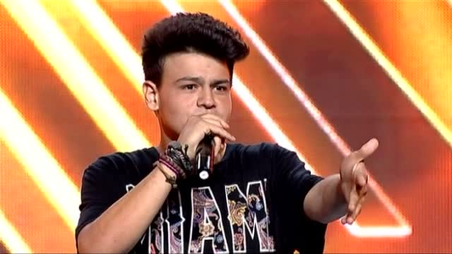 Сами - X Factor кастинг (08.09.2015)