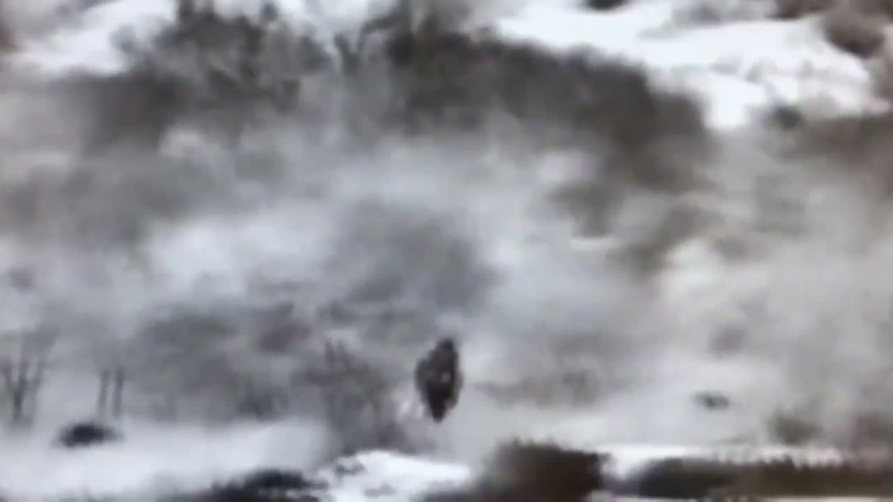 Israel: Army releases video showing 'Gaza infiltration attempt'