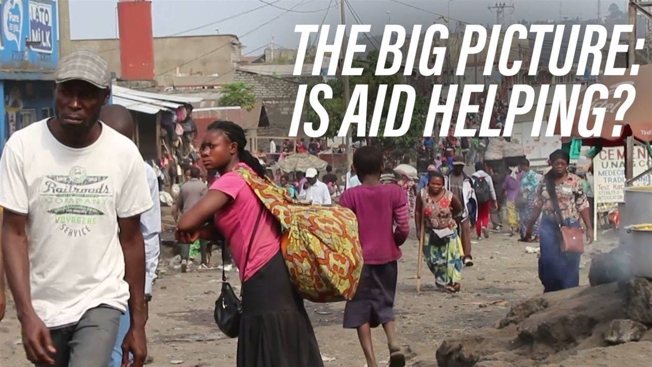 Is foreign aid failing those who really need it?