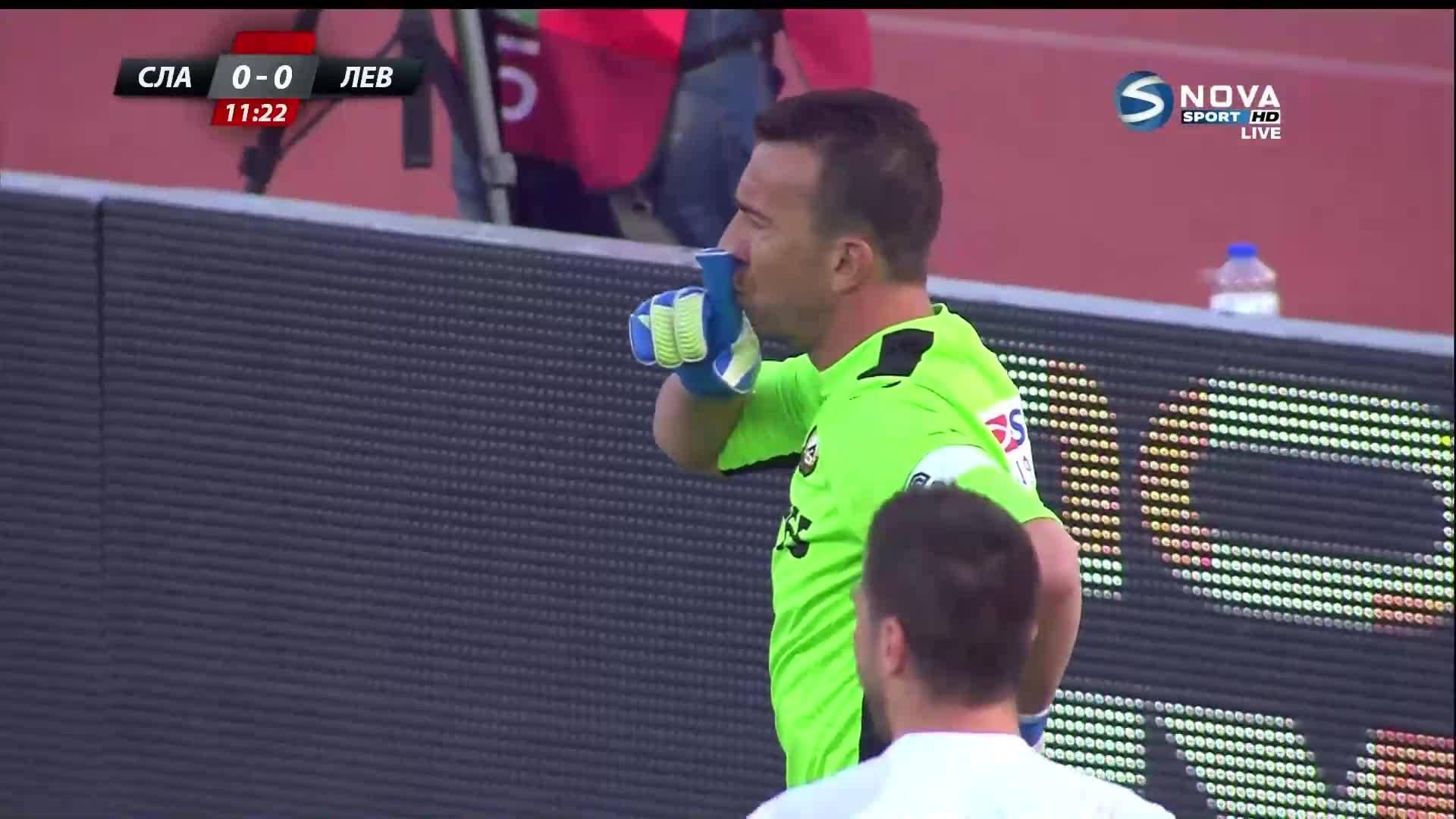 Дузпа за Левски във финала, но Гошо Петков не се даде
