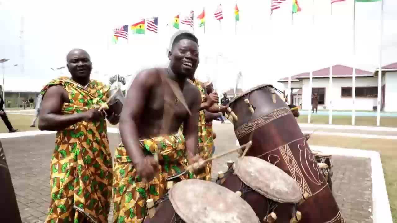 Ghana: Melania Trump kicks off first international solo trip in Accra