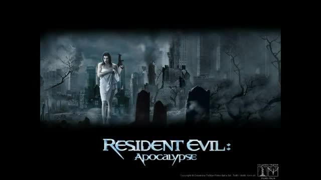 Resident Evil Apocalypse Soundtrack 08 Nemesis Is Awakened Vbox7