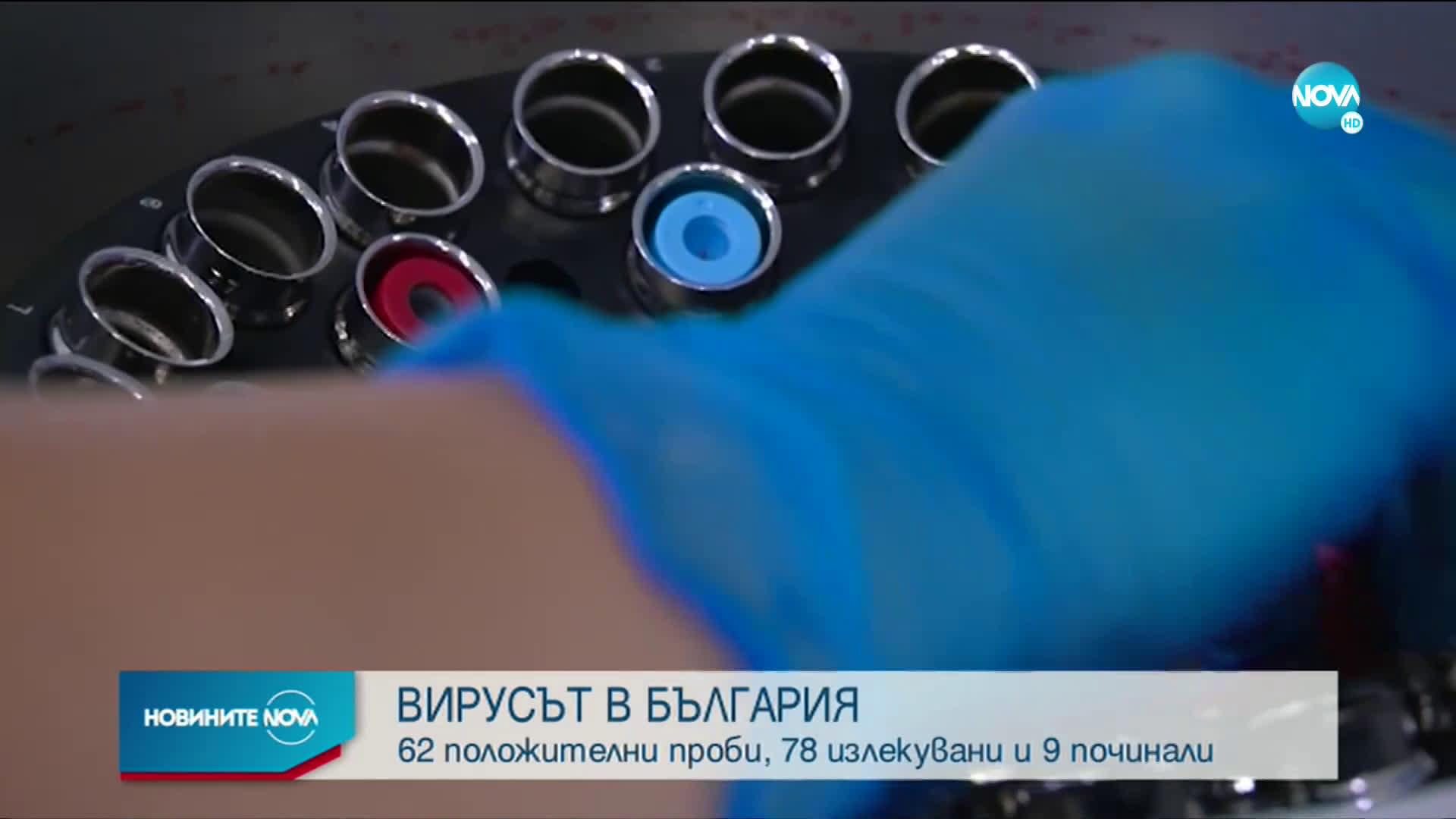 София е областта с най-много заразени с COVID-19 за ден