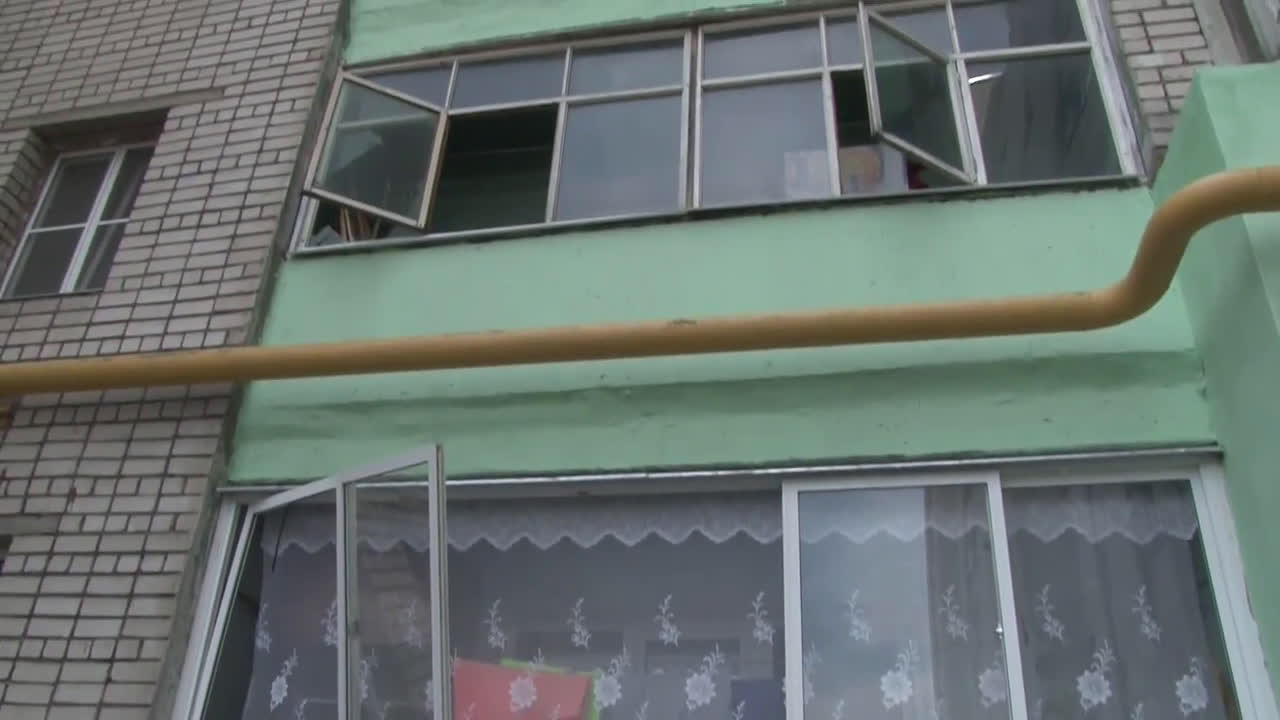 Russia: Dzerzhinsk blasts leaves city homes with shattered windows