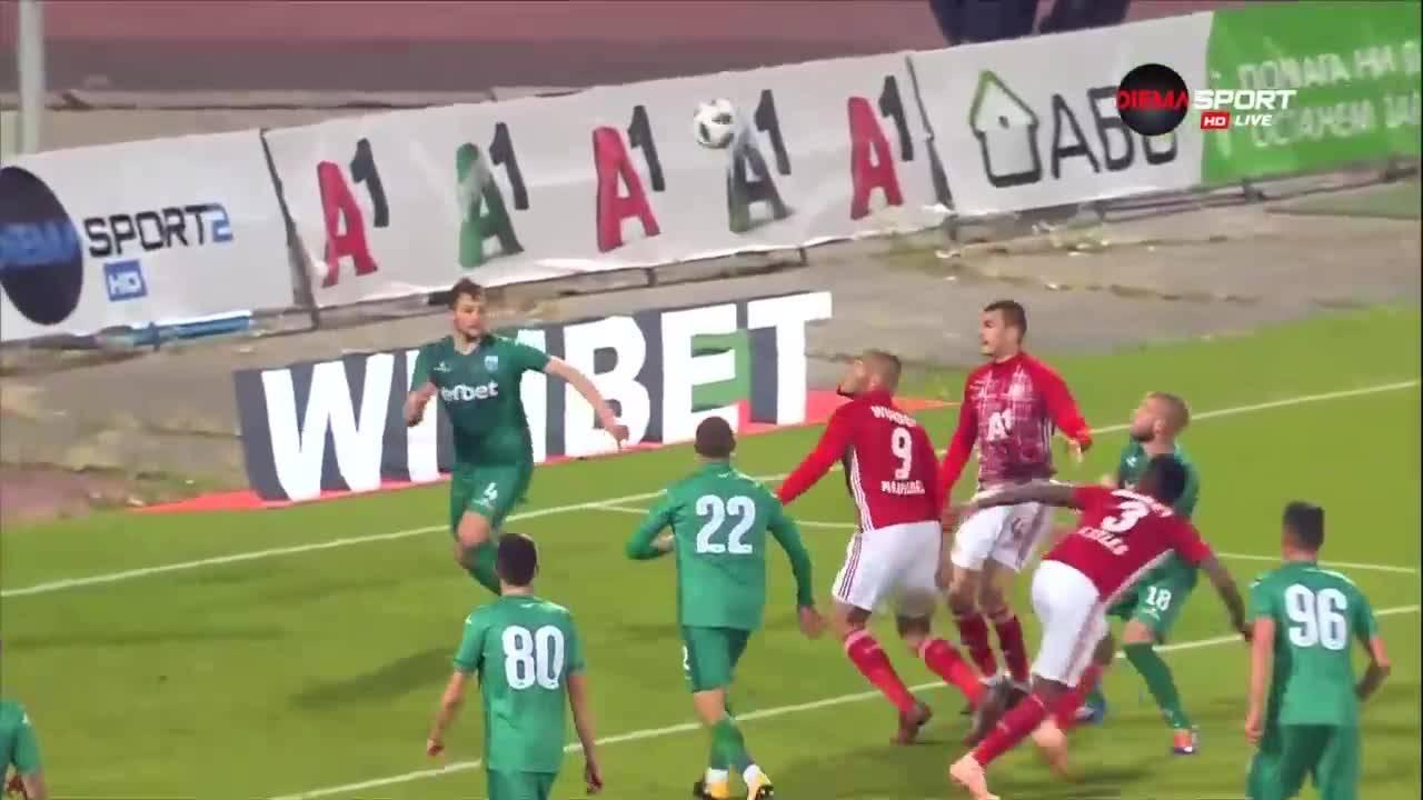 ЦСКА - Витоша 3:0 /репортаж/