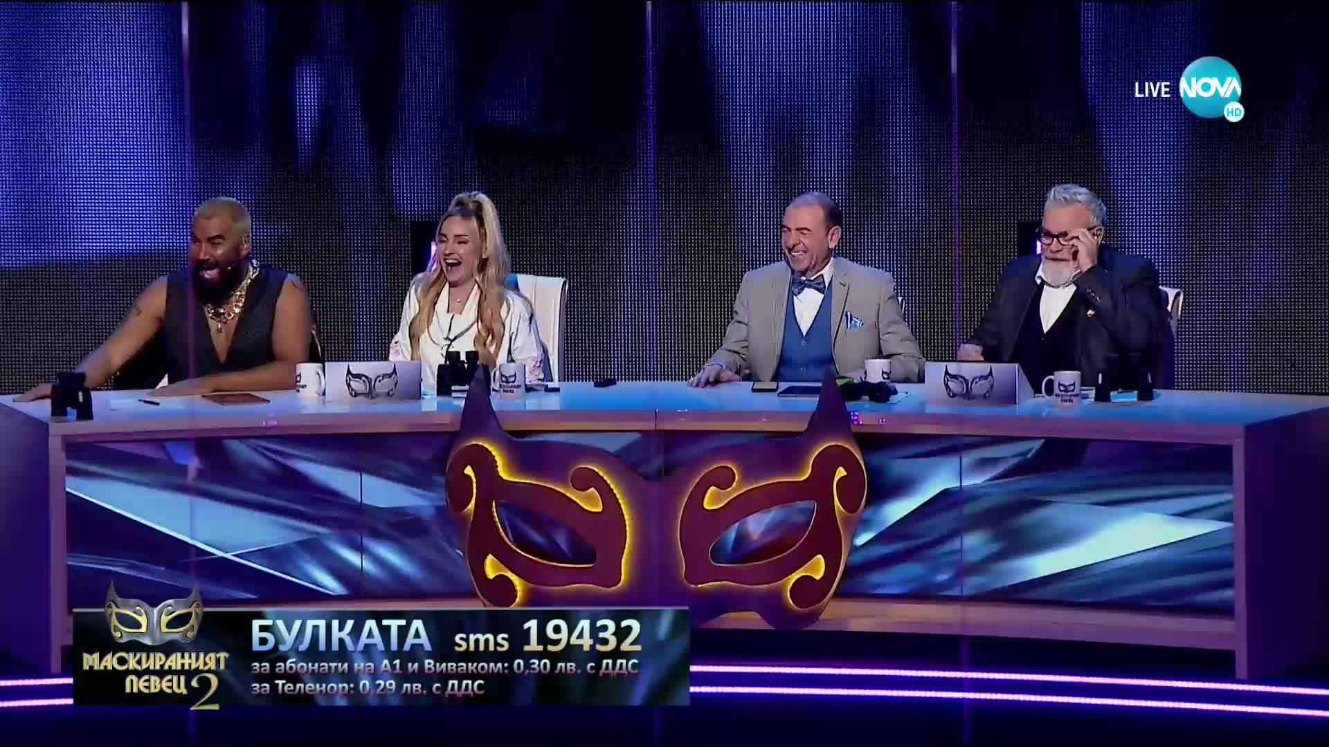"""Предложение за брак в """"Маскираният певец"""""""