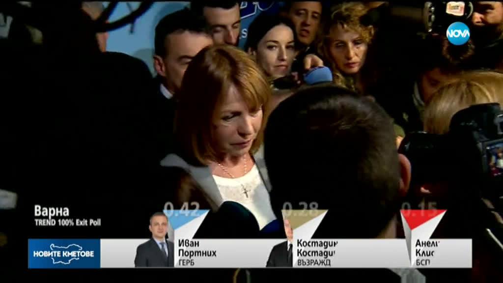 Фандъкова: София показа, че е дясна