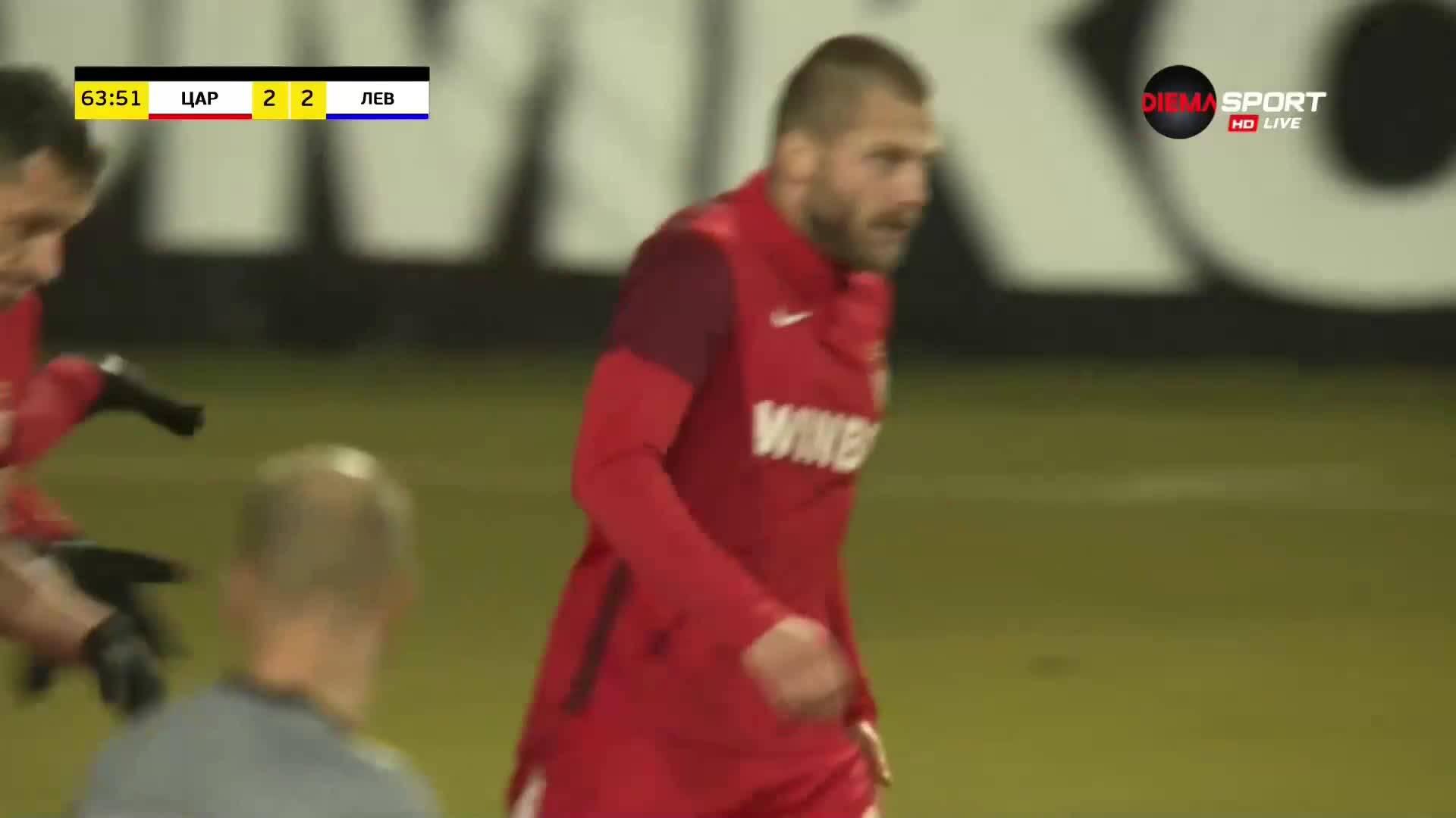 """Капитанът на """"царете"""" изравни срещу Левски"""