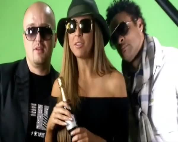 Andrea & Costi feat Shaggy in Belgium