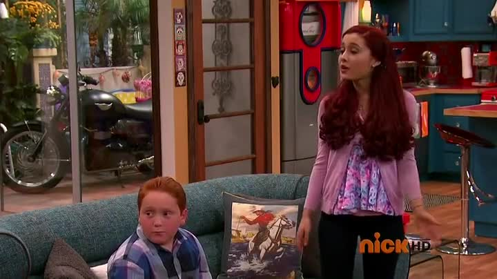 sam and cat play Following news that nickelodeon canceled sam & cat, co-star ariana  but she  played such a huge part in my life, she continued, listing cat's.