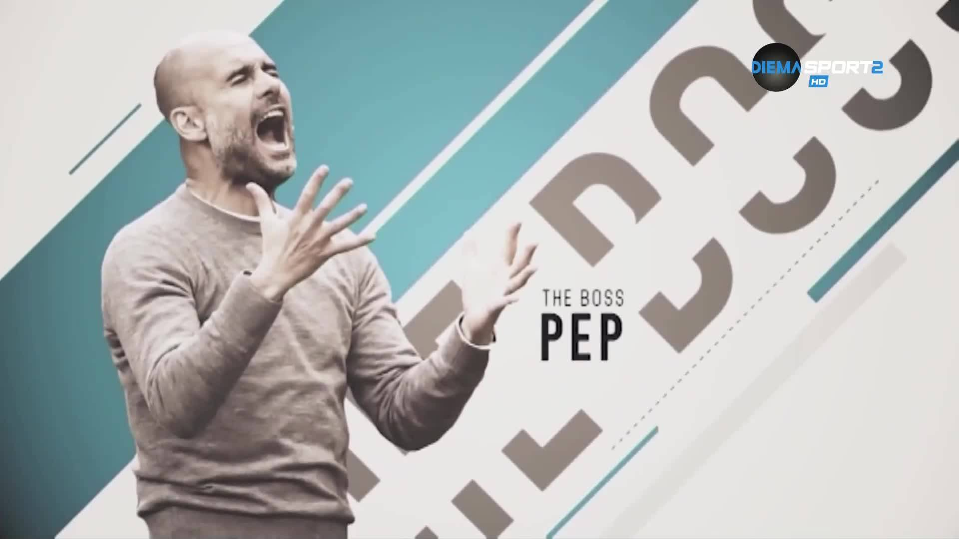 The Boss: Пеп Гуардиола