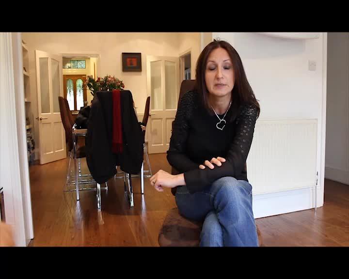 """Проактивно \""""красимира Хендри, Доброто лице на България\"""", Лондон, Амтв, 2012"""