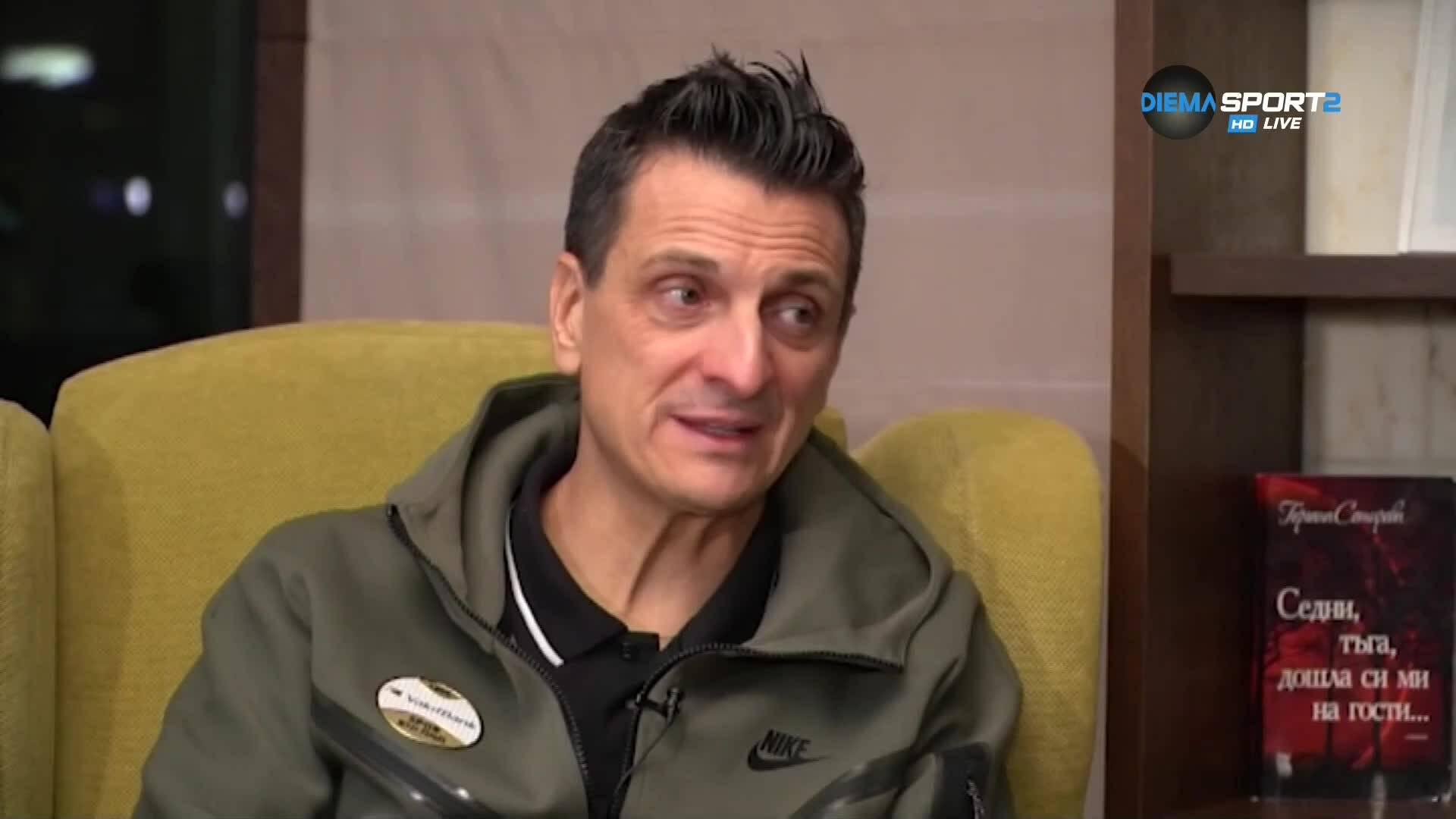 Джовани Гуидети: Трябва да имаме манталитет на хора, които искат още и още