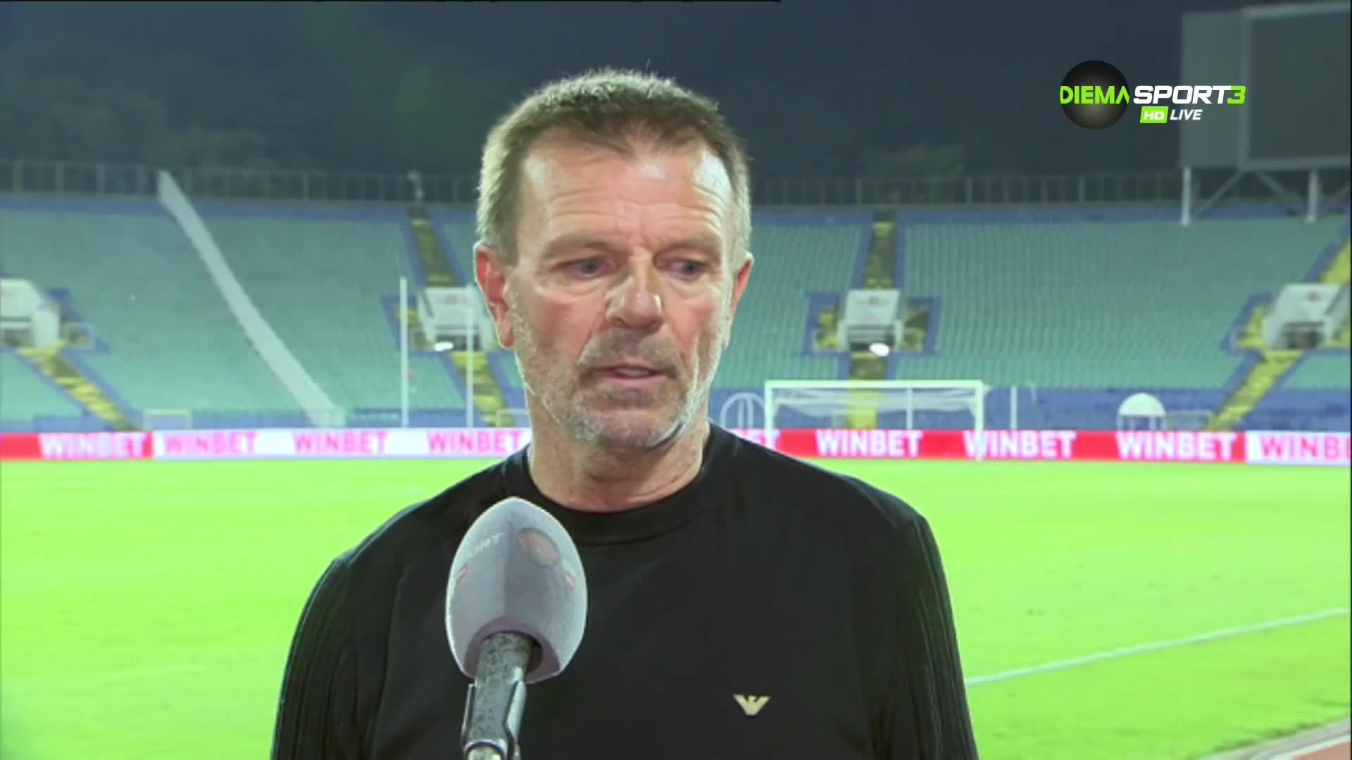 Стойчо Младенов: Една голяма победа за нас