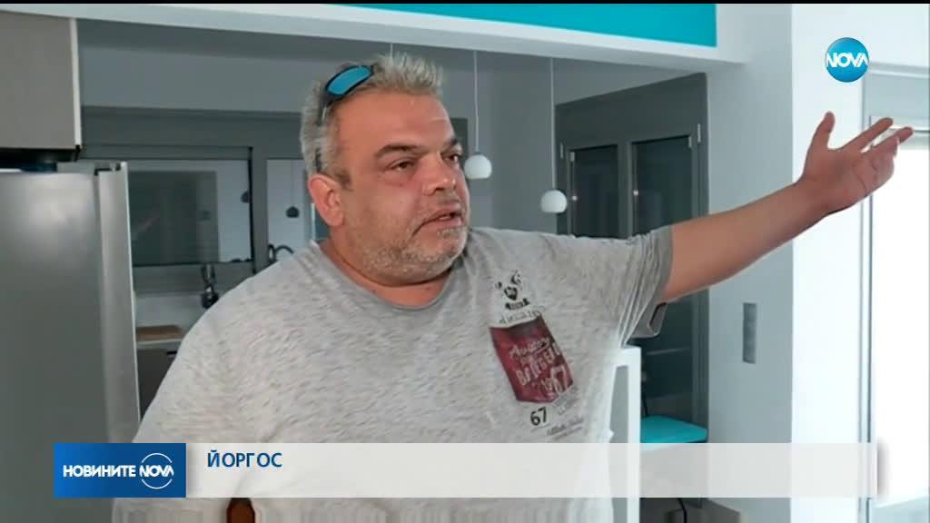 СЛЕД БУРЯТА: Продължава разчистването на щетите в района на Халкидики (ВИДЕО+СНИМКИ)