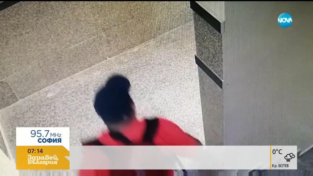 """""""Дръжте крадеца"""": Камери заснели мъжете, обрали дома на говорителката на СГС"""