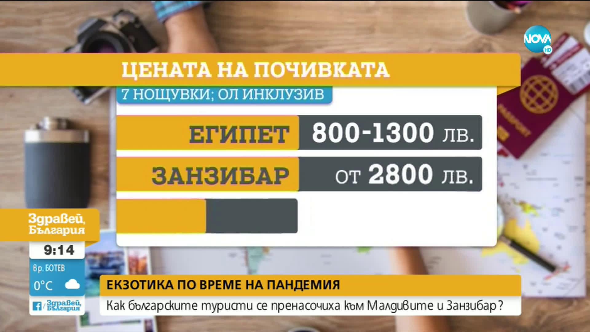 """""""НА ТВОЯ СТРАНА"""": Екзотика по време на пандемия"""