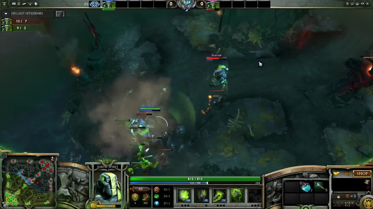 Esl Nvidia Geforce Cup игра 1