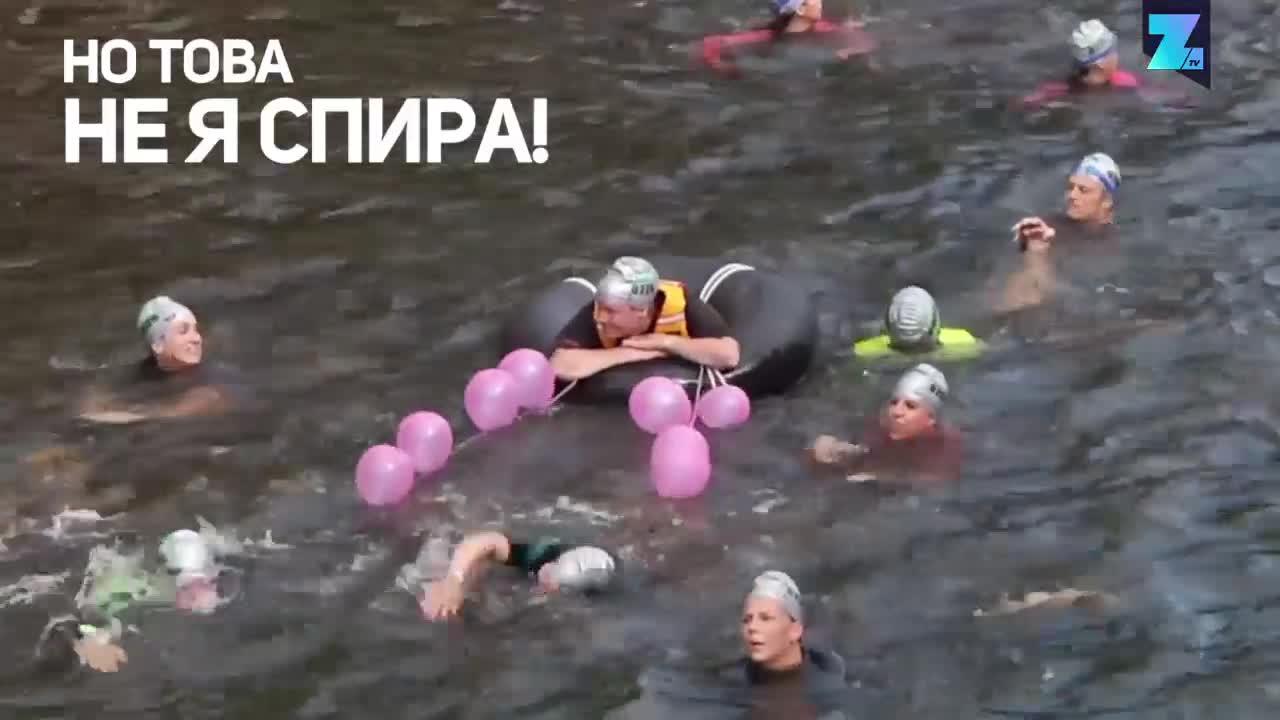 Плувци с АЛС набират средства за каузата