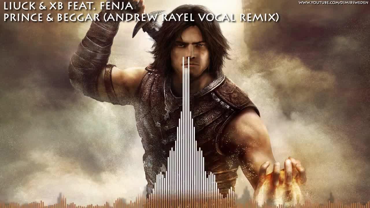 V O C A L - Liuck & Xb Feat  Fenja - Prince & Beggar