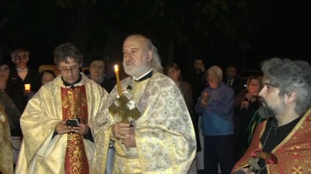 Православни, католици и арменци посрещнаха заедно Възкресение в Русе