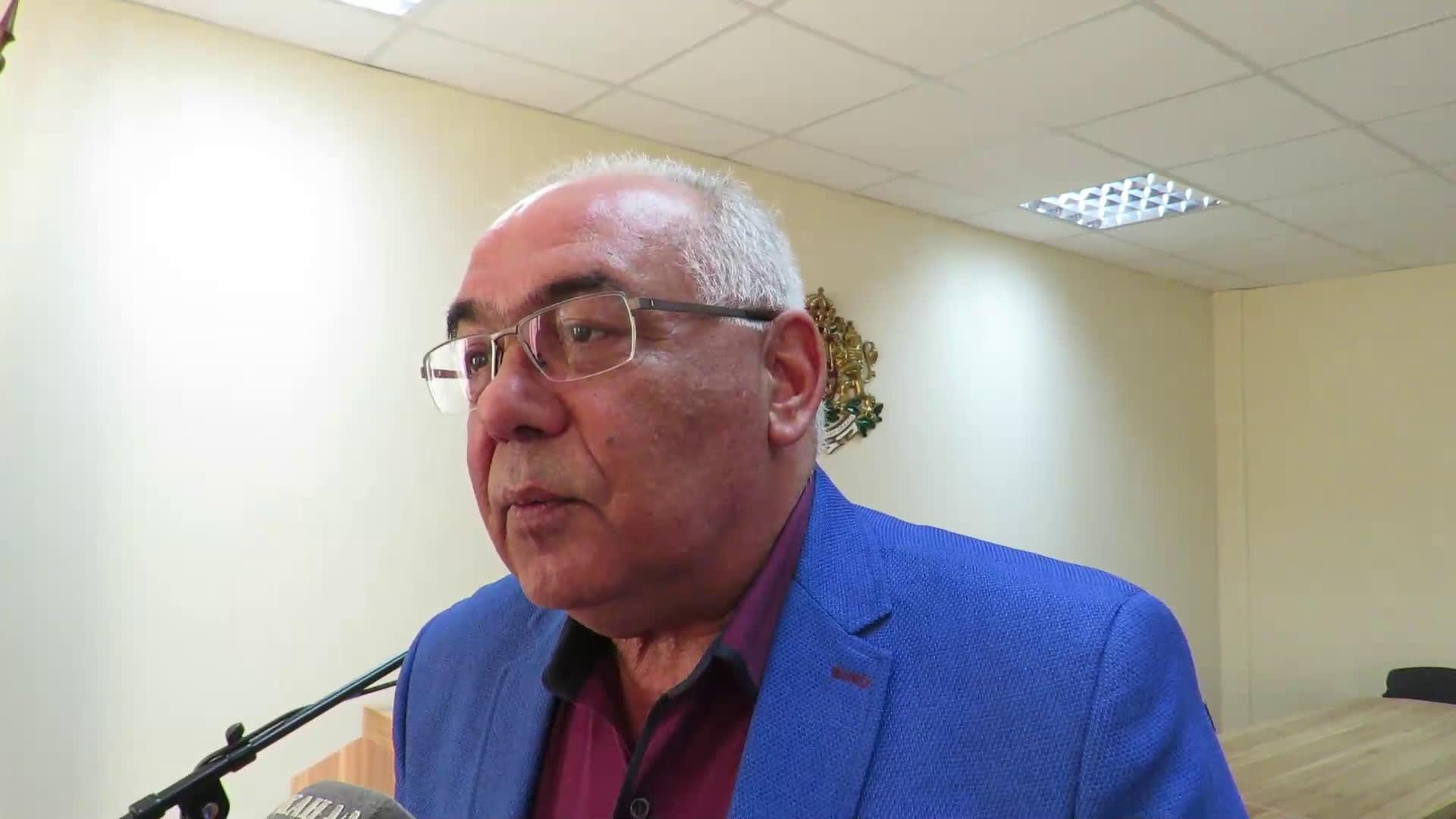 Кметът на Карнобат Георги Димитров за новата сграда на млечната кухня