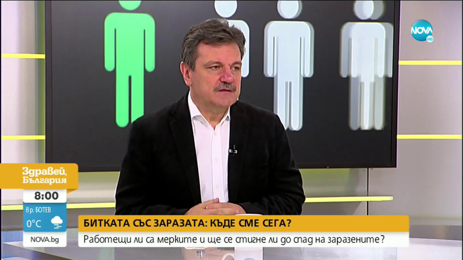 Д-р Симидчиев: Антигенните тестове могат да ни помогнат за по-доброто управление на пандемията