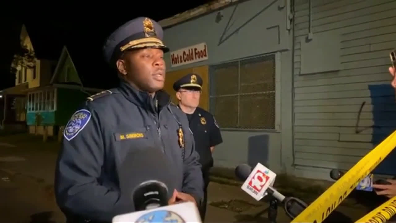 USA: 'Truly a tragedy of epic proportions' - Rochester police chief on mass shooting