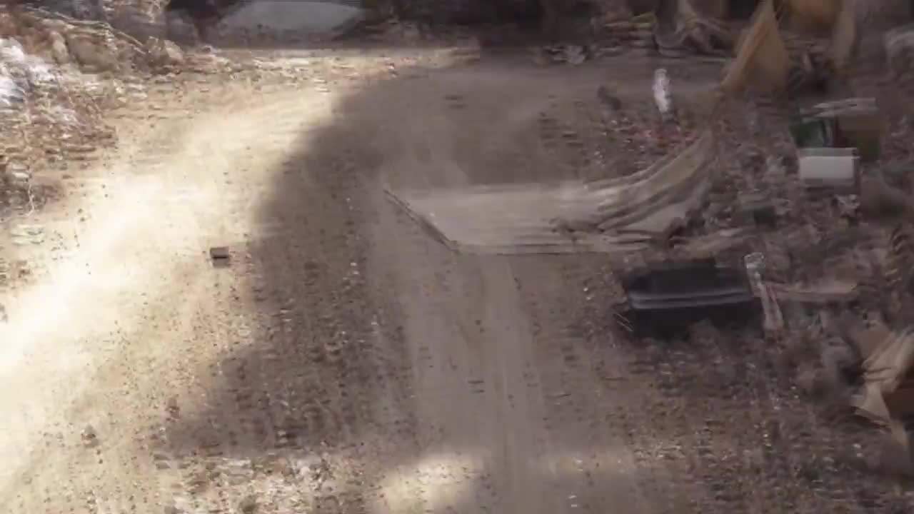 Syria: Footage shows devastation of Raqqa in ruins