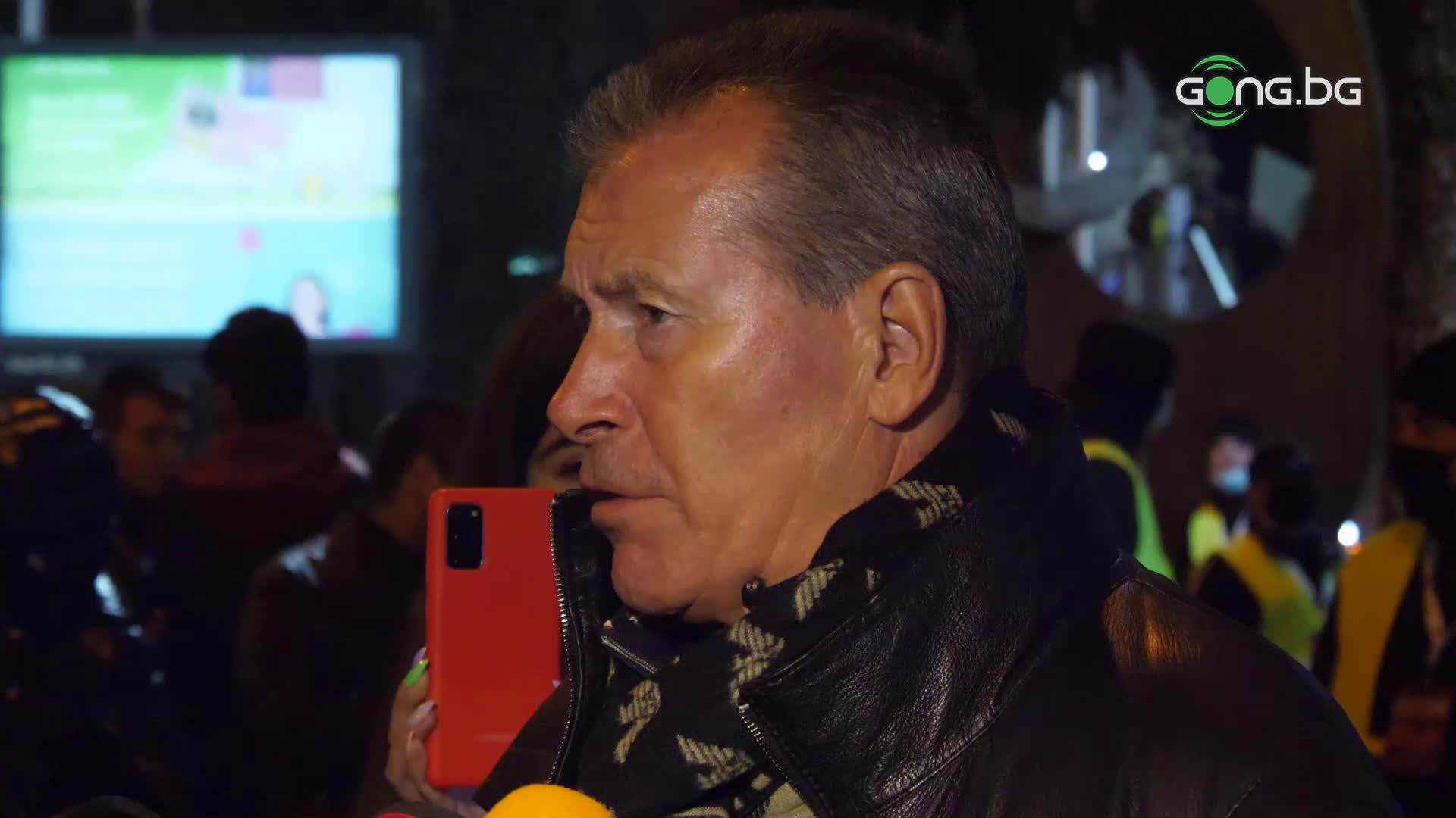 Майкъла: Щом Любо се завръща в ЦСКА, ще има голяма промяна в клуба