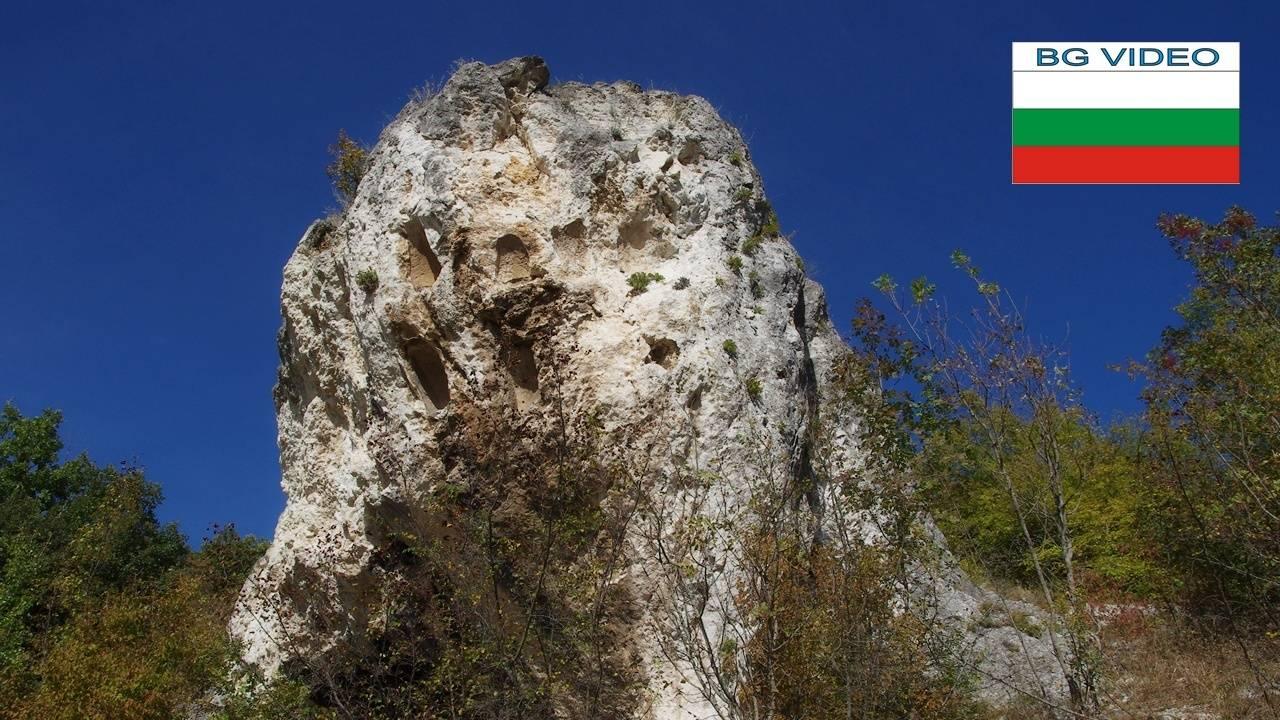 Скално светилище в Източни Родопи -Хамбар кая