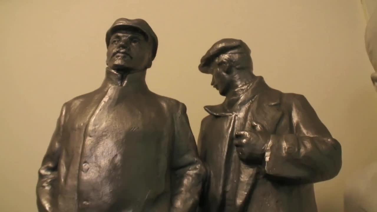 Стаята на Ленин
