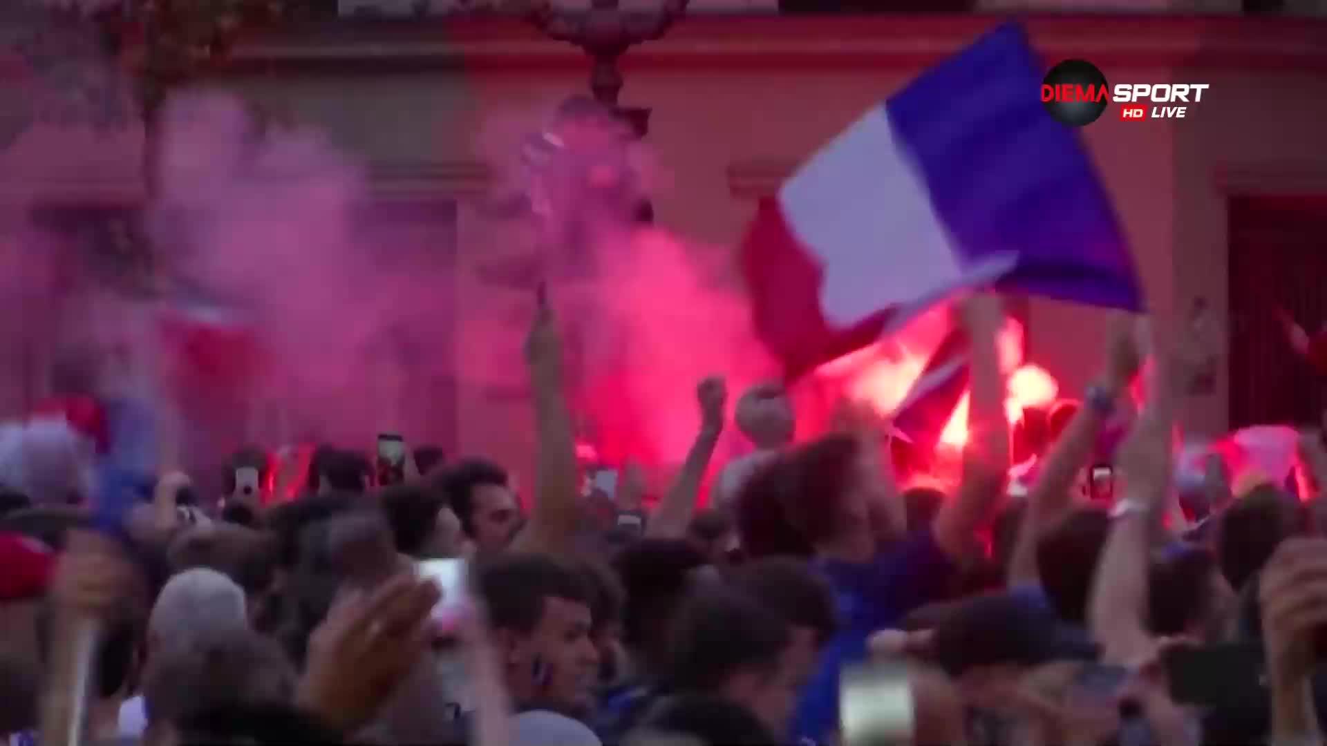 Благодарение на какво Франция е на крачка от световната титла