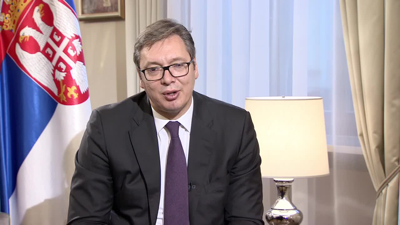 Russia: Serbia 'only country' not to impose Russia sanctions - Pres. Vucic