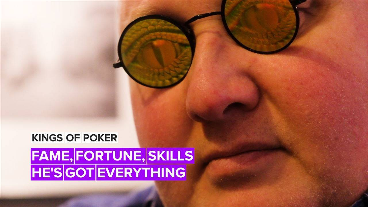 Greg Raymer: The man who\'s made millions playing poker